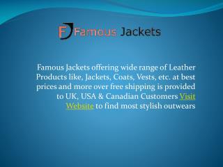 Famous Jackets UK