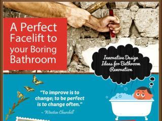 Innovative Design Ideas for Bathroom Renovation