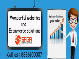 Ecommerce webdesign and development company in Hyderabad