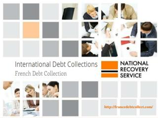 Collect A Debt In France