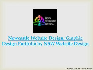 Newcastle Website Design, Graphic Design Portfolio