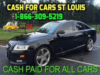 Cash for Cars St Louis - Sell My car St Louis