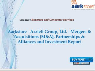 Aarkstore - Azrieli Group, Ltd.