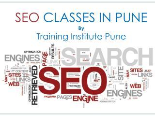 SEO Classes Pune - Training Institute Pune