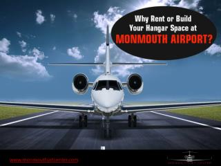 What to Choose – Hangar Space Rent or Build