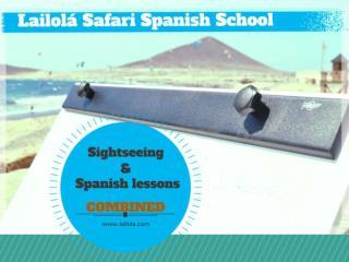 Safari Spanish School Madrid
