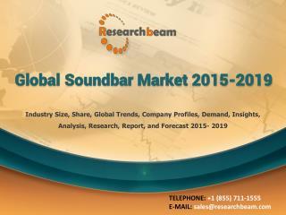 Global Soundbar Market 2015-2019