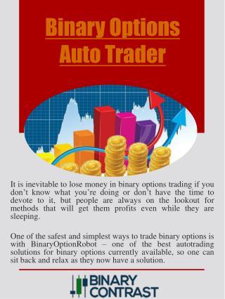 Binary Options Auto Trader