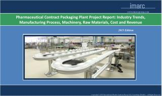 Pharmaceutical Contract Packaging Manufacturing Plant Report