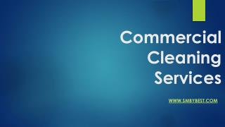 Commercial Cleaning Services in Wichita by ServiceMaster by