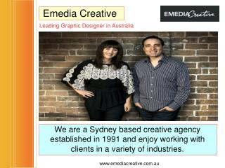 Emedia Creative - The best Brochures and Catalogues designer