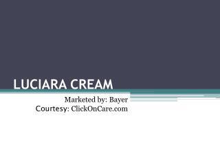 Good Stretch mark removal cream-Luciara