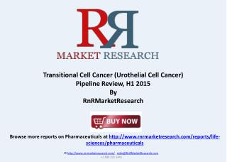 Transitional Cell Cancer Therapeutic Development, H1 2015