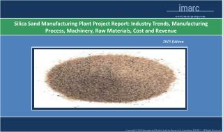 Silica Sand Manufacturing Plant Project Report