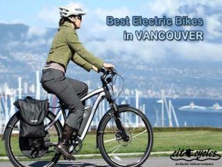 Electric Bikes Vancouver