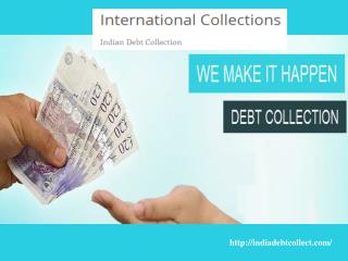 Collect a Debt in India