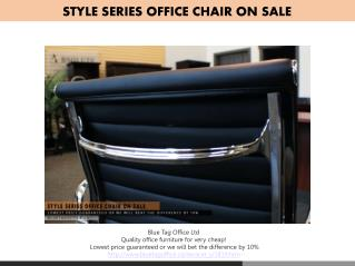 Adjustable Height Chair for Office or Home Office on SALE