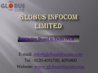 Interactive Board in Delhi NCR