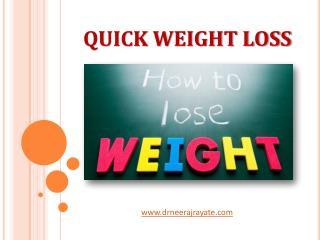 Dr. Neeraj Rayate Weight Loss, Bariatric, Obesity Surgeon