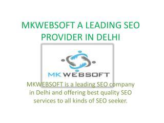 Best SEO Company in Delhi- SEO Services in Delhi