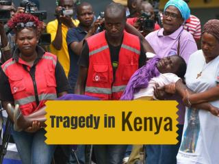 Tragedy in Kenya