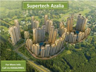 Supertech Azalia Sector 68,Gurgaon
