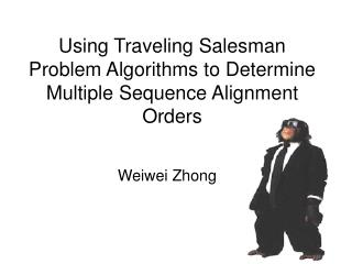 Using Traveling Salesman Problem Algorithms to Determine Multiple Sequence Alignment Orders