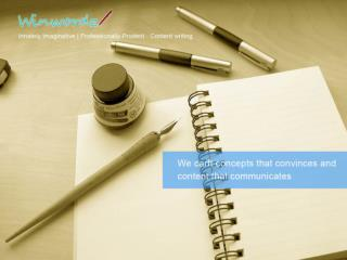 Website article SEO content writing services