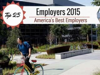 Top 25 Employers 2015