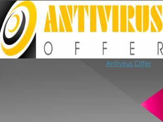 Antivirus Offer