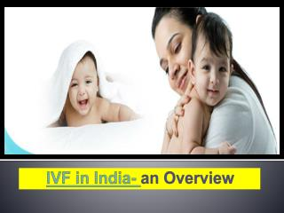 IVF in India- IVF Clinic India