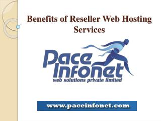 Reseller Web Hosting Company Pune