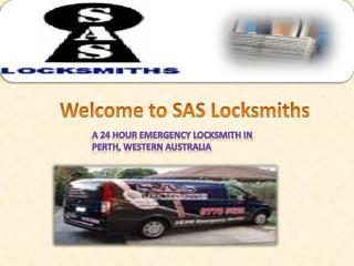 SAS Locksmiths