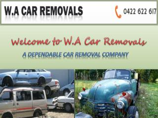 W.A CAR REMOVALS