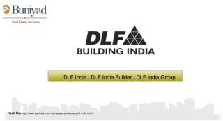 DLF India | DLF India Builder | DLF India Group