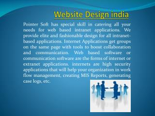 Web design Vaishali