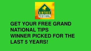 Aintree Festival Selection Service