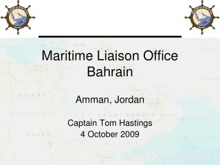Maritime Liaison Office Bahrain