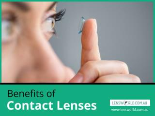 Why should you opt for contact lens?