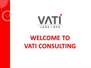 Vati Solutions: Ready to Deploy Solutions