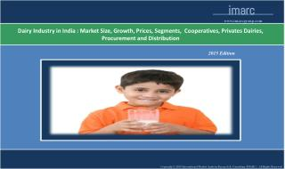 Dairy Industry in India | Volume Trends, Price