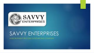 Savvy Enterprises