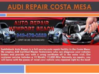 Jeep Repair Costa Mesa
