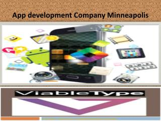 Mobile app development company Minneapolis