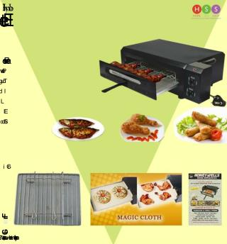 Make Grilled Food Items At Home With Electric Tandoor