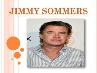 Jimmy sommers