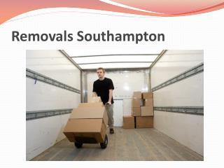 Removals Southampton