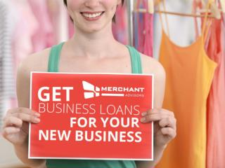 New Business Loans from Merchant Advisors