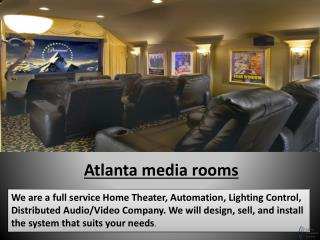 Atlanta Home Automation, Security, Home Theater, Networking