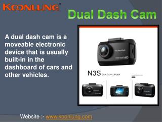 Full HD DashCam for Good Picture